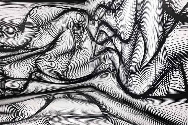 Courbes illustrant le concept de complexité