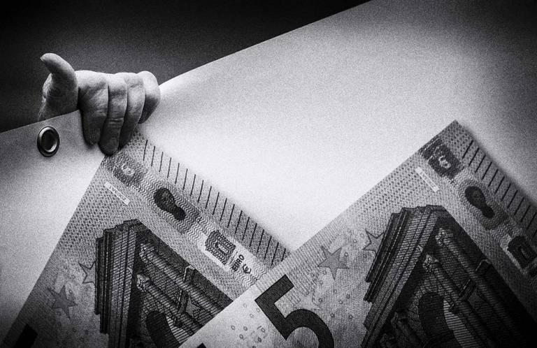 Billets illustrant le concept de valeur ajoutée