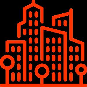 Illustration du concept Bâtir